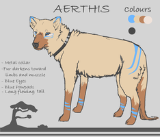 Aerthis Reference Sheet by Kel-Del