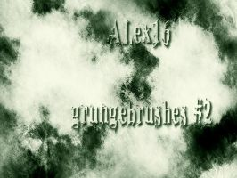 grunge brush set 2 by alex16