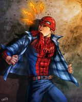 spiderman by Cris-Art