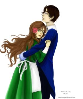 APH: Don't Leave Me. Coloured by thecarefree
