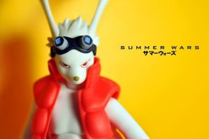 Summer Wars Wallpaper by nikicorny