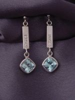 topaz earrings by biltongboy