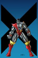Colossus color by billmeiggs