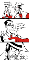 Now, Doctah... by Fluro-Knife