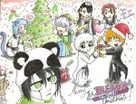 A Very Merry Bleach Christmas by kyotoxo1