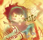 Danny boy by Magiluu