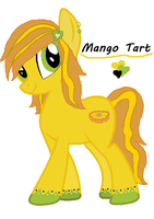 Mango Tart Adoptable : Closed by JewelThePonyLover12