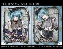Giuseppina Magazine Page 21-22 by Miss-MischiefX