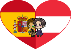 SpaAus Shimeji Heart by LadyAxis