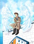Kiriban Prize: Castiel by fiori-party