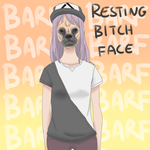 Resting Bitch Face by DexterYam