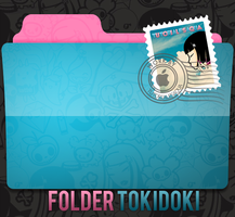 tokidoki folder by Aquatutorials