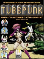 tube punk 2nd cover by melallensink