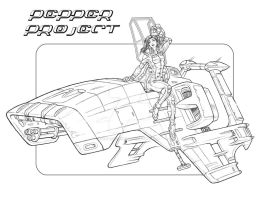 Pepper Project WIP by Rob-Cavanna