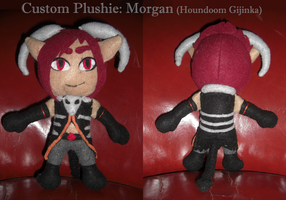Plushie: Morgan by Inkbound