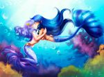 +Mermaids - Commission+ by MYKProject
