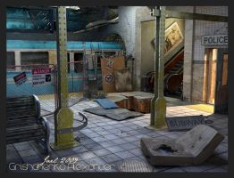 Subway. Game Location by GJael