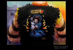 The Clash of Clans Patch by BirgSc