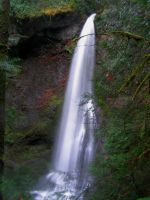 Marymere Falls by dsiegel