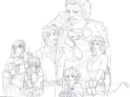 The Crew by Toradh