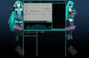 YouTube Channel background V4 by olivaaa