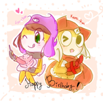 .: Happy Birthday :. by FnFiNdOART