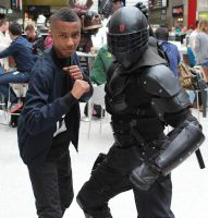 Comic-con 2015 Snake Eyes by CaptainSamG
