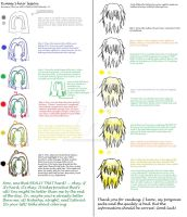 Hair tutorial by TheAwesomeness0330