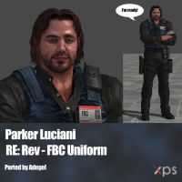 Parker Luciani RE:REV FBC Uniform by Adngel