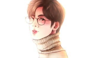 MUSTER JIN by PepperMinTae