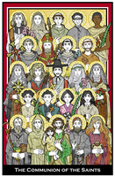 The Communion of the Saints by NowitzkiTramonto