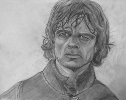 Tyrion Lannister WIP by EagleOfTheStar