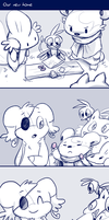 PMD-U: Our new home by Zerochan923600