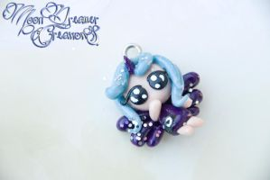 My Little Pony Baby Luna Necklace by IvrinielsArtNCosplay