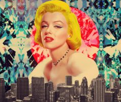 Marilyn by LoveisthenewEbony