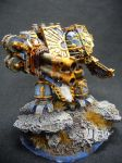Thousand son dreadnought by Solav