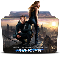 Divergent Folder Icon by gdmep