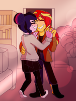 SunsetSparkle by Winterwithers