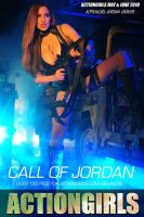 Actiongirl Jordan Carver II by ScottyJX