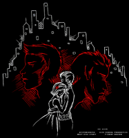 West Side Story T-Shirt Design by hystericritic