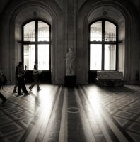 Louvre... by denis2