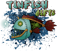 TinFish Gifts by twiggzzler