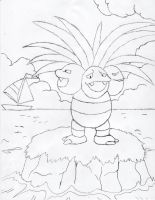 Exeguttor by mantis484848