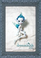 FREZIA 7cm MICRO Fairy BJD 1 by DreamHighStudio