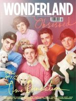 1D is on the cover of Wonderland by WinonaMalik1D