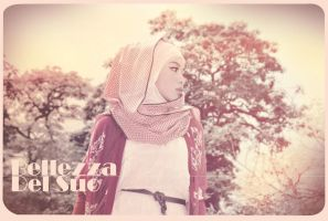 bellezza hijab photography by crushiliouspink