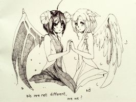 Different. by NuSinE