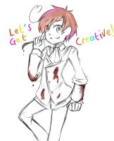 WaNt To GeT cReAtIvE yOu LiTtLe ShItS by SoruMegane13