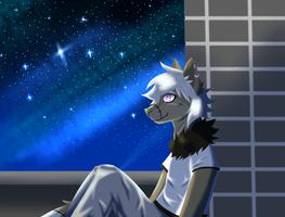 Stars and Skyscrapers by CollisionXIII