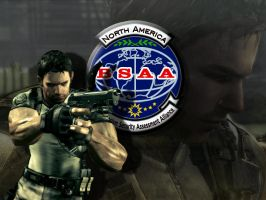 BSAA Chris Redfield by kaiserfly